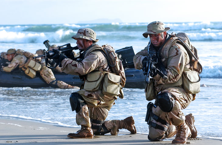 Navy Seals - Whitelayer